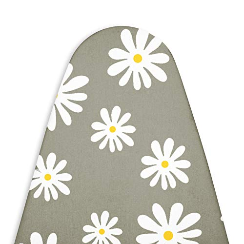 Encasa Homes Replacement Ironing Board Cover with Thick Felt Pad