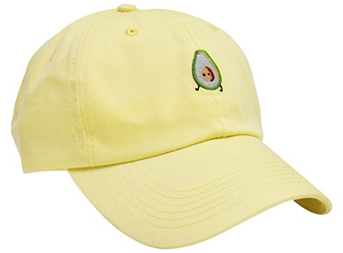 Skyed Apparel AVOCADO Embroidery Adjusta - Baseball Cap Embroidery Shopping Results