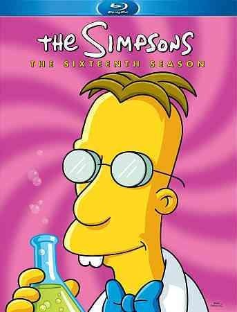 SIMPSONS:COMPLETE SIXTEENTH SEASON SIMPSONS:COMPLETE SIXTEENTH SEASON