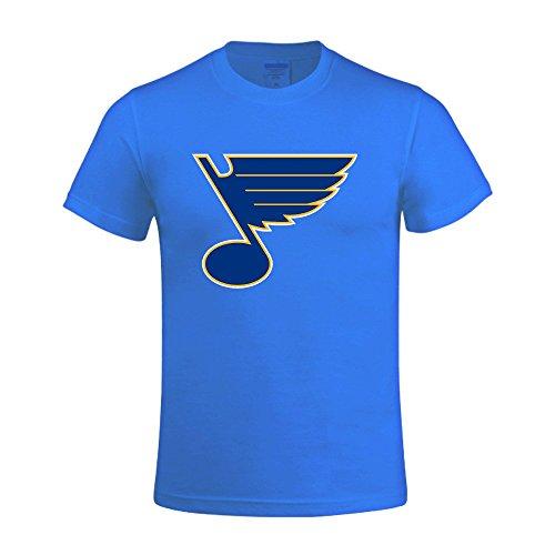 nhl-st-louis-blues-mens-crewneck-cotton-tee-shirt-blue