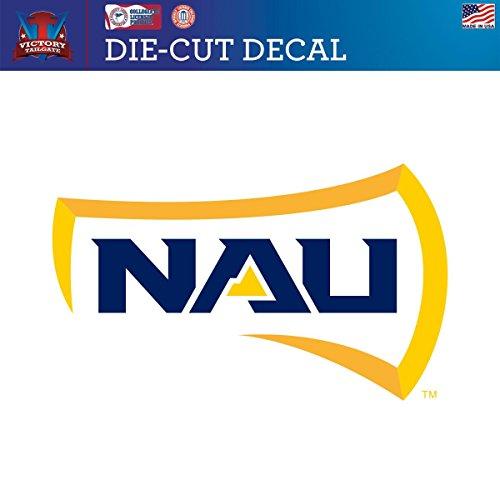 Northern Arizona University Lumberjacks Die-Cut Vinyl Decal
