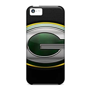 Iphone 5c Cover Case - Eco-friendly Packaging(green Bay Packers)
