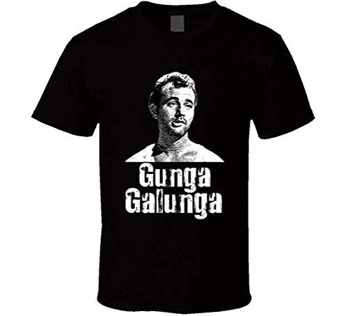Caddyshack Gunga Galunga Carl Spackler Bill Murray Funny Movie T-Shirt Black]()