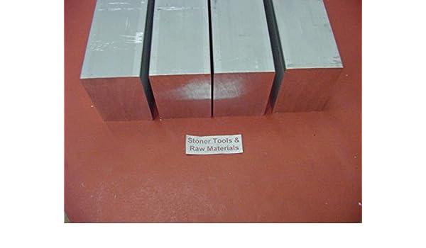 """1//4/"""" x 1//2/'/' Aluminum 6061 Flat Bar 42/'/' length"""