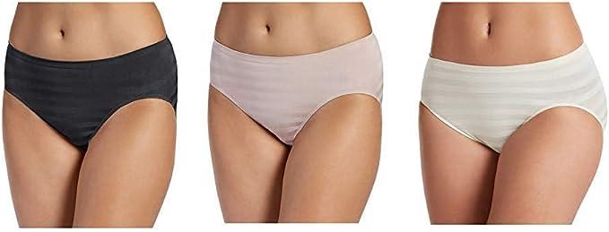 Jockey Womens Panties Underwear Hi-Cut Seamfree Microfiber Soft Hand Feel