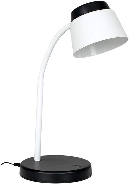 MiniSun - Lámpara moderna de mesa táctil con LED incluido Olska ...