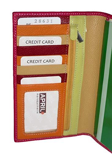April Porta arancione 28631 Arancione Assegni Fuschia rfxtgrdq