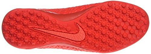 Nike Hypervenomx Finale Tf, Chaussures de Football Homme, Orange (Bright Crimson/Hyper Orange), 44 EU