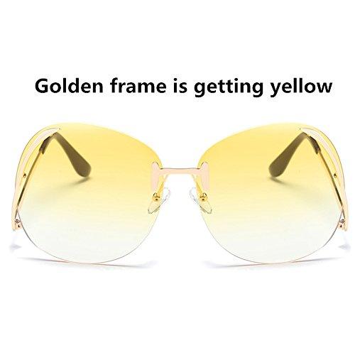 Mujer Y Sol Gafas Para 5 De Sol De De Gafas Cine 6 De Moda Hombre De Sol Retro De Sol Gafas Gafas qrUrt1FWI