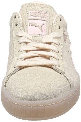 Suede pearl Classic Basses Femme Sneakers Puma Wn's Rose Gold Satin rose 1x4nxdq