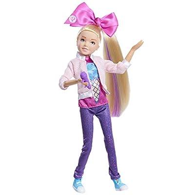 JoJo Siwa Singing JoJo Doll - Every Girl's a Supergirl: Toys & Games