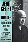 Front cover for the book Jean Genet in Tangier by Mohamed Choukri