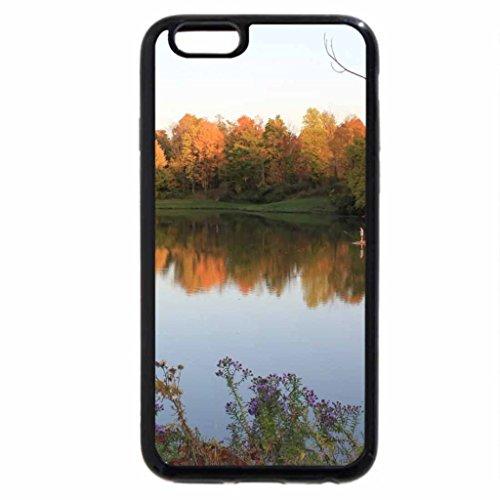 iPhone 6S / iPhone 6 Case (Black) Serene Pond