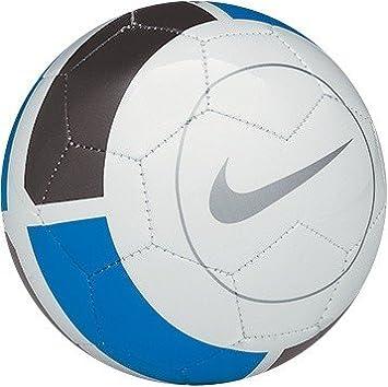 Nike Mercurial Skills - Balón de fútbol pequeño blanco white/blue ...
