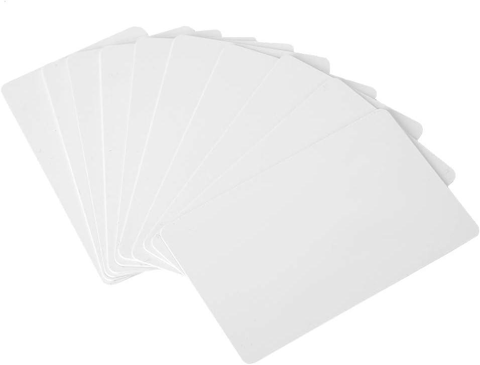 Tarjeta de identificación Duradera 100pcs / Set 125kHz, Tarjeta RFID, máquina expendedora de Peso Ligero para estacionamiento de identificación de Oficina