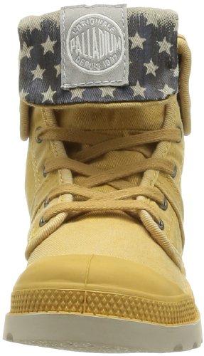 enfant 632 Baggy Boots Mustard Flag Jaune Palladium mixte xUFwnBYYA