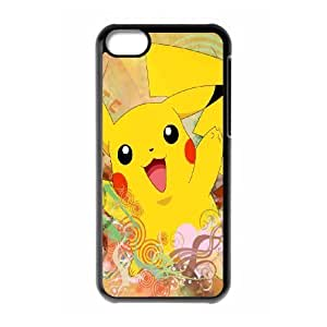Pikachu for iPhone 5C Cell Phone Case & Custom Phone Case Cover R88A650652