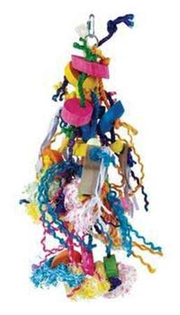- Bird Supplies Bodacious Bites Lg Bird Toy - Voracious