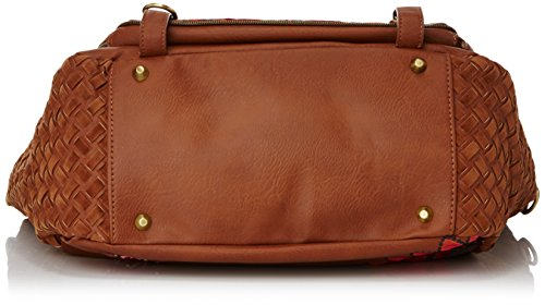 Desigual Rotterdam Cross Body Brown One Size Amazon In Clothing