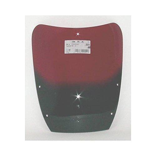 Windshield Spoilerscreen Mra (MRA SpoilerScreen Windshield for Suzuki GSX750F, -'97 (SMOKE GRAY))