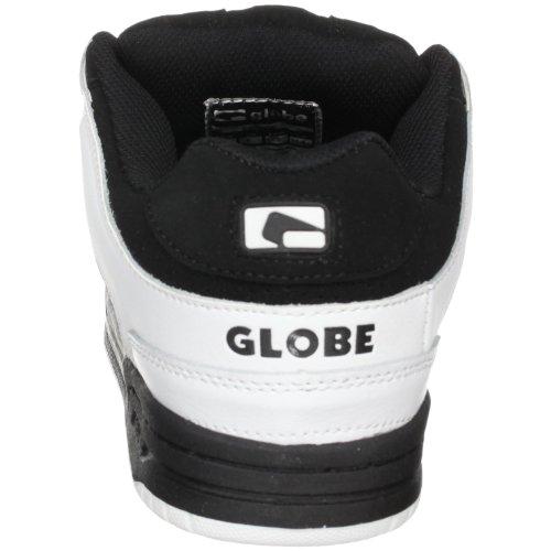 Chaussure De Skate Scribe Globe Noir / Blanc / Dip