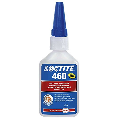Prism 460 Low Odor Instant Adhesive, Clear, 20g Bottle