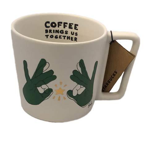 Starbucks Coffee Bring Us Together - 12 Fluid Ounce Coffee Mug