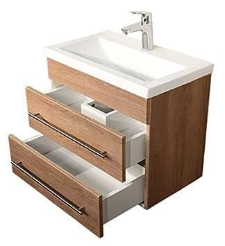 badm bel mars 600 slimline eiche hell seidenglanz. Black Bedroom Furniture Sets. Home Design Ideas