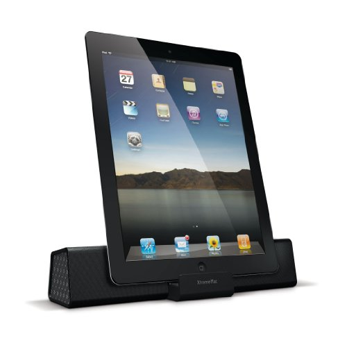 Imation Nano (Xtrememac IPU-STR-11 Portable Stereo Speaker with Dock for iPod, iPhone and iPad)