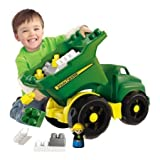 John Deere Large Vehicle Dump Truck