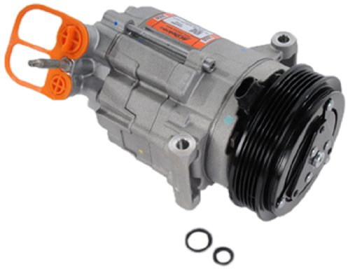 ACDelco 15-22276 GM Original Equipment Air Conditioning Compressor and Clutch Assembly ()