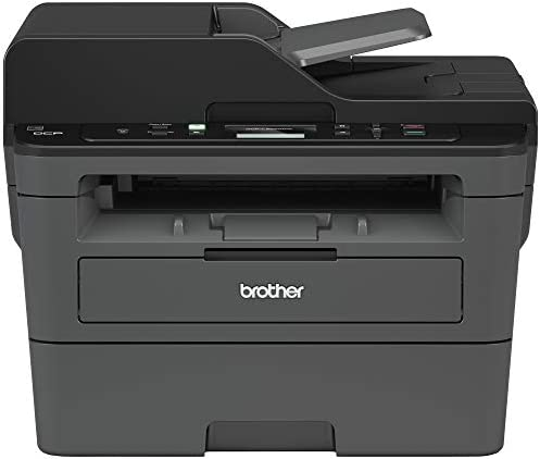 Brother Printer RDCPL2550DW Monochrome Printer with Scanner and Copier 2.7 Inch Renewed