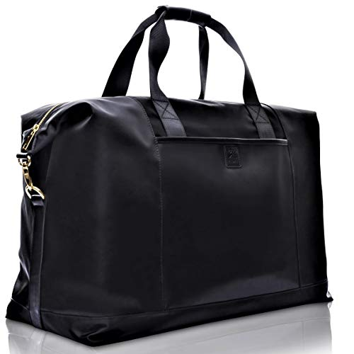 Klott Extra Large Travel Weekender/Overnight/Duffle Bag w/ Trolley Sleeve/Luggage ()