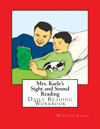 Sight and Sound Reading: Daily Reading Workbook: Color Edition