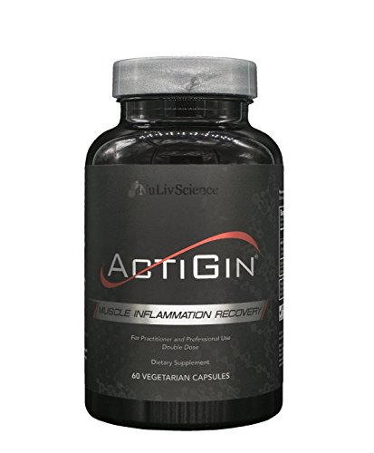 ActiGin Glycogen FUEL and Muscle Recovery for best post workout supplement on the - Glycogen Supplement