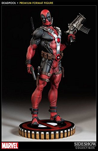 - Sideshow Collectibles - Marvel 1/4 Scale Premium Format Figure Deadpool