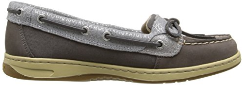 Sperry Top-sider Womens Angelfish Graphite / Silver