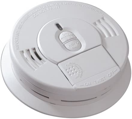 Kidde 1276-9995 Hardwire Smoke Alarm with Battery Backup 6 Pack