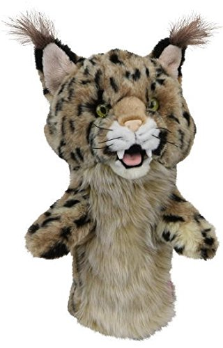 (Daphne's Bobcat Headcovers)