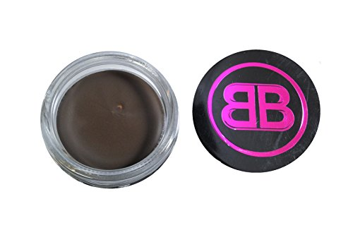 The Beauty Box Brow Sculpting Pomade (Dark Brown)