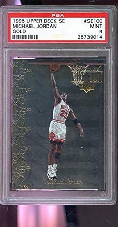 eb7065fa19ddc Amazon.com: 1995-96 Upper Deck Special Edition SE Gold #SE100 ...