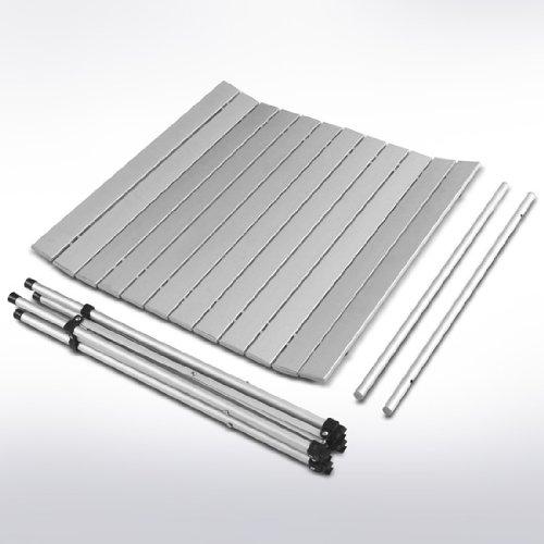 Tavolo Campeggio Alluminio Avvolgibile.Hummelladen Tavolo Da Campeggio Pieghevole In Alluminio 70 X 70