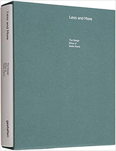 Less and More The Design Ethos of Dieter Rams