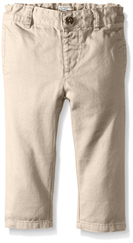 The Children's Place Little Boys and Toddler Pull-On Cargo Pant, Sandwash, - Pants Boys Infant Twill