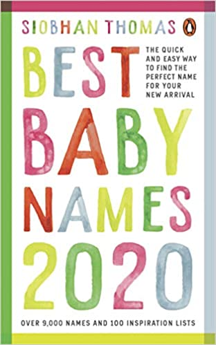 Best Baby Books 2020 Best Baby Names for 2020: Siobhan Thomas: 9781785042997