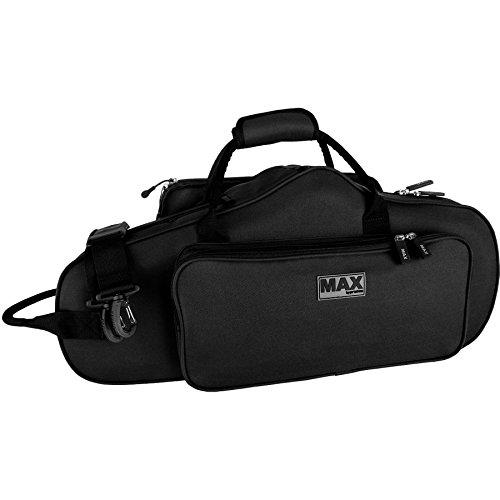 Protec MX304CT Alto Saxophone Contoured MAX Case, Black