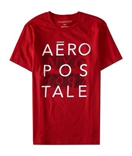 Aeropostale Mens Ropostale Graphic Shirt