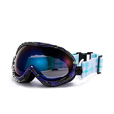 He-yanjing Over Glasses Ski/Snowboard Goggles Men Men Women Youth,Women & Youth,Ski Goggles