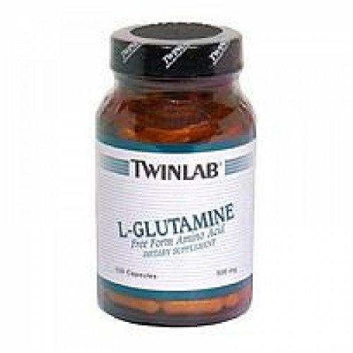 Twinlab L Glutamine 500Mg 100 Cap by Twinlab (Image #1)