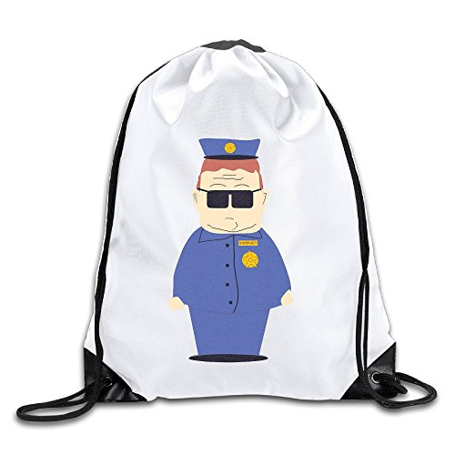 (Acosoy Officer Barbrady Of South Park Drawstring Backpacks/Bags )